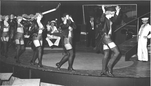 Cabaret 1975 001 | Barn Theatre (Montville, NJ) | Flickr
