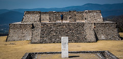 2016 - Mexico - Xochicalco - Proof of Visit