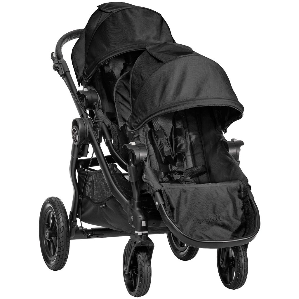 Baby Jogger City Select with Second Seat Review 06 | Flickr