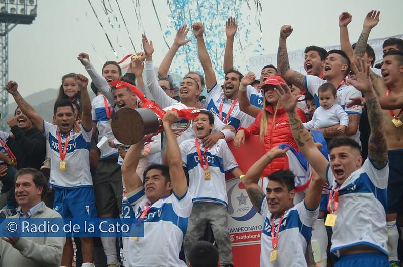 Católica campeón Clausura 2015-2016