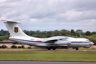 IL-76 - RIAT 2011