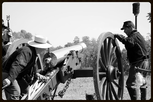 Civil War Reenactment