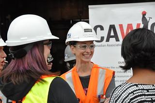 CAWIC Women's Advancement Project: Newfoundland/Labrador Launch – August 26, 2014