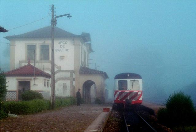 Mist and colour.