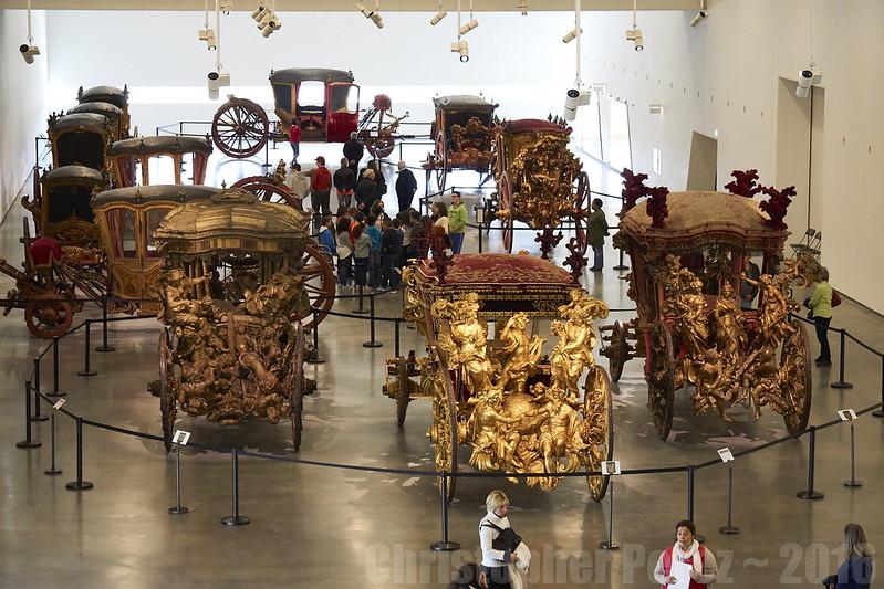 Museu Nacional dos Coches ~ Belem, Portugal