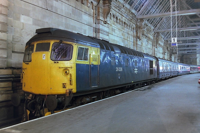 BRITISH RAIL 26036