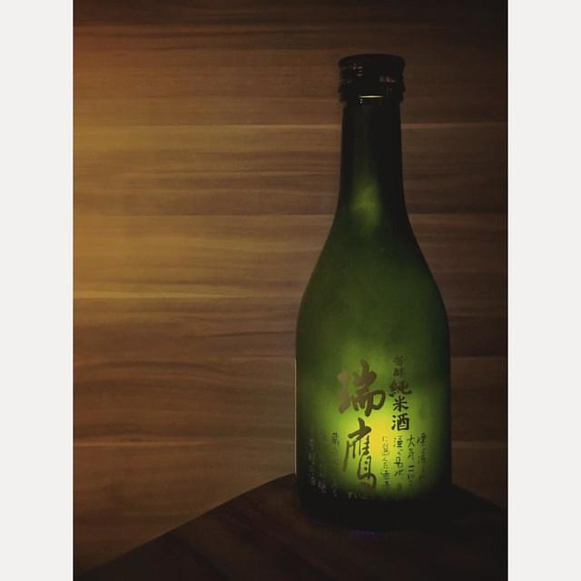 瑞鷹芳醇純米酒 Zuiyo Honjun Junmai Sake #orangemarcus #オレンジマーカス #iam_orangemarcus #foodphotography #foodstyling #iphonegraphy #iphoneonly #iphonephotography #japanesesake #drink #japanesedrink #japanese #sake #清酒 #さけ #サケ #日本酒 #nihonshu #junmai #純米酒 #瑞鷹 #Zuiyo