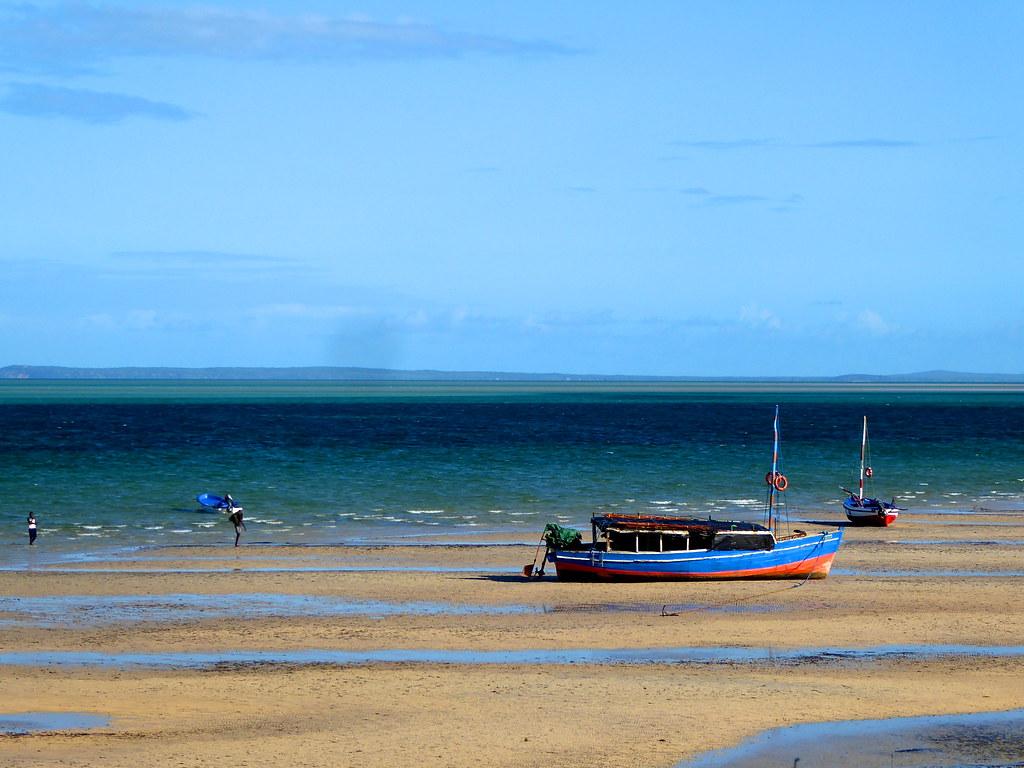Strand von Vilanculos