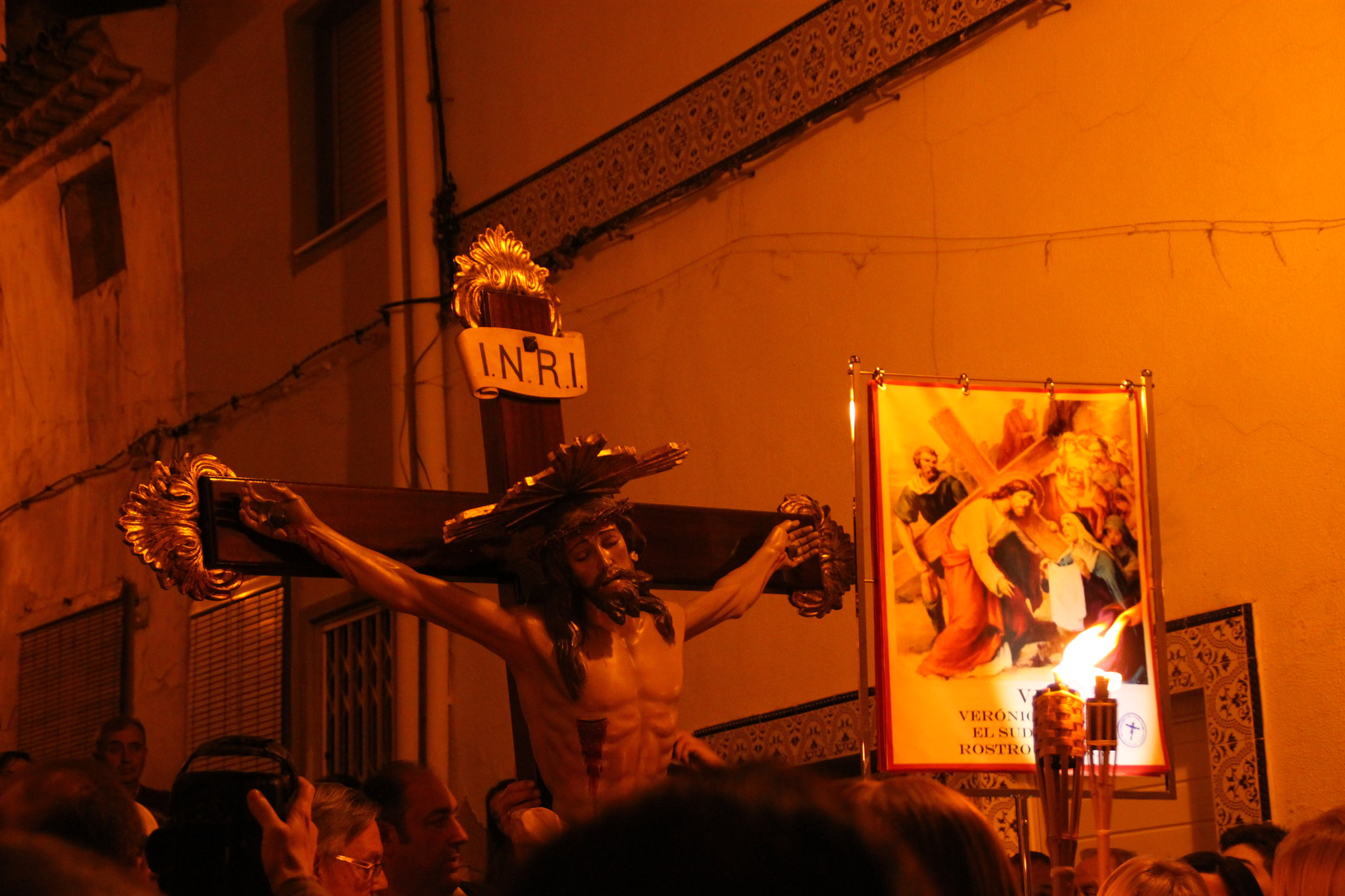 (2014-04-01) -  V Vía Crucis nocturno - Javier Romero Ripoll (32)