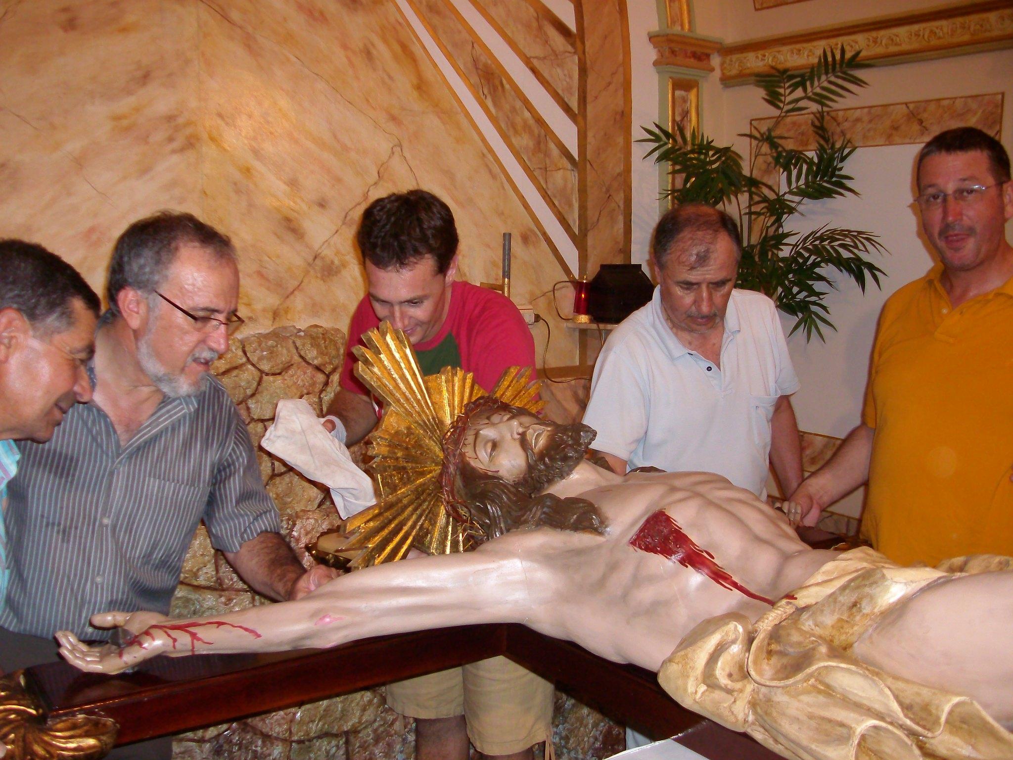 (2011-06-22) - Preparativos Imagen - José Vicente Romero Ripoll (13)