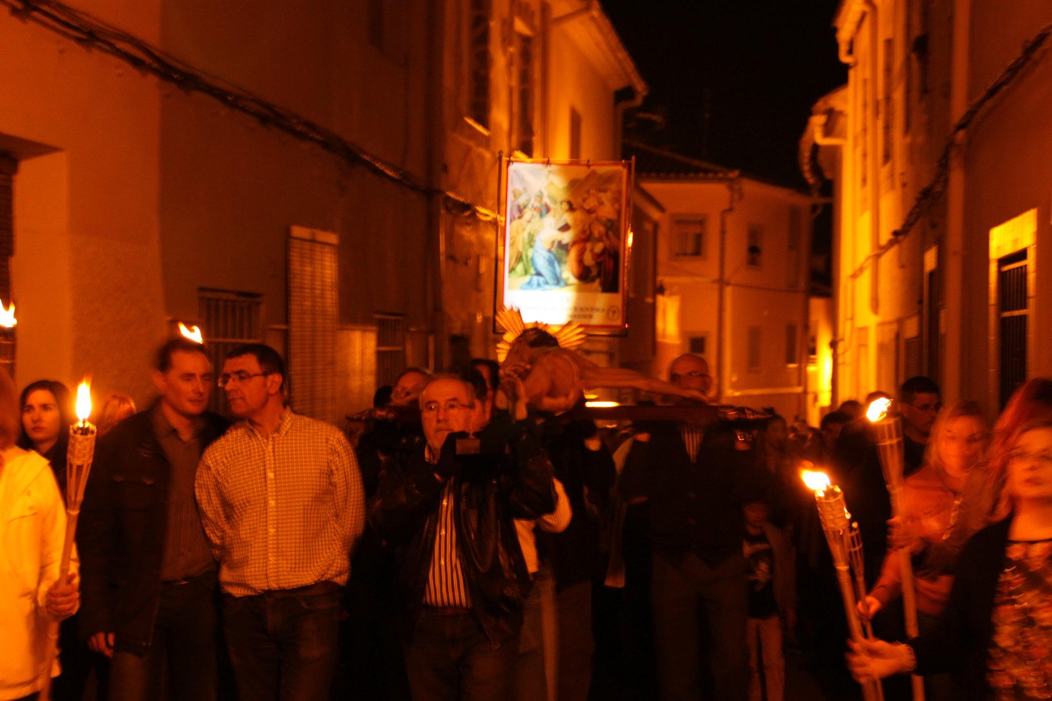 (2014-04-01) -  V Vía Crucis nocturno - Javier Romero Ripoll (24)