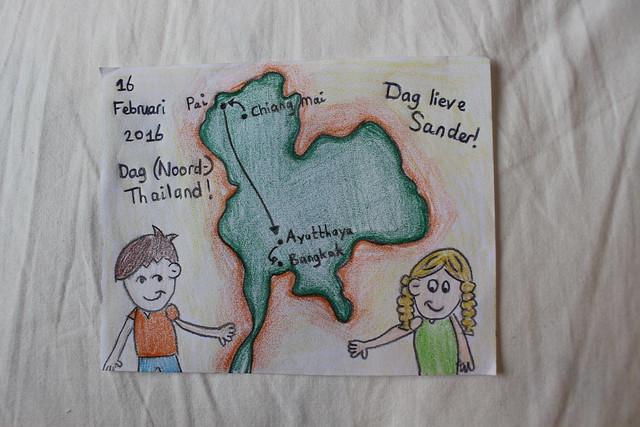 Onze trip in Noord-Thailand