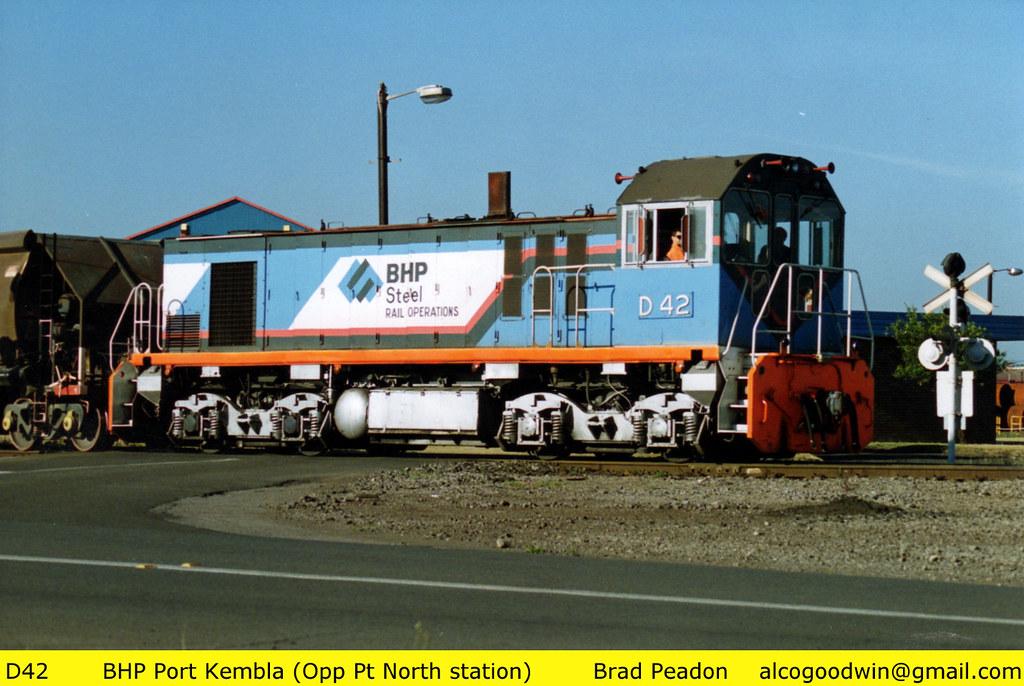 BHP Port Kembla by alcogoodwin