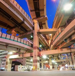 Hakozaki Junction : Suitengu Mae Station | by Manish Prabhune