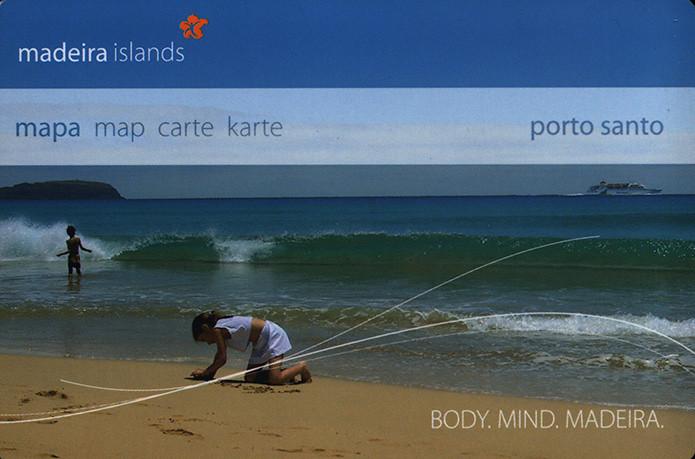 Porto Portugal Karte.Porto Santo Madeira Islands Mapa Map Carte Karte Body Mi