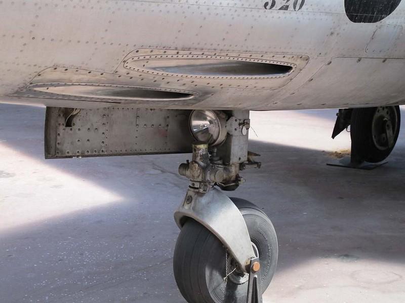 Dassault M.D.450 Ouragan 7
