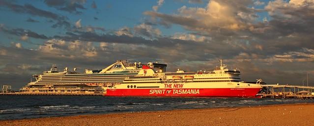 018 / 100x - Spirit Of Tasmania [EXPLORED]