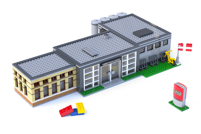 LEGO Factory playset