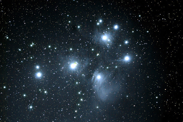 M45 The Pleiades 07/01/16