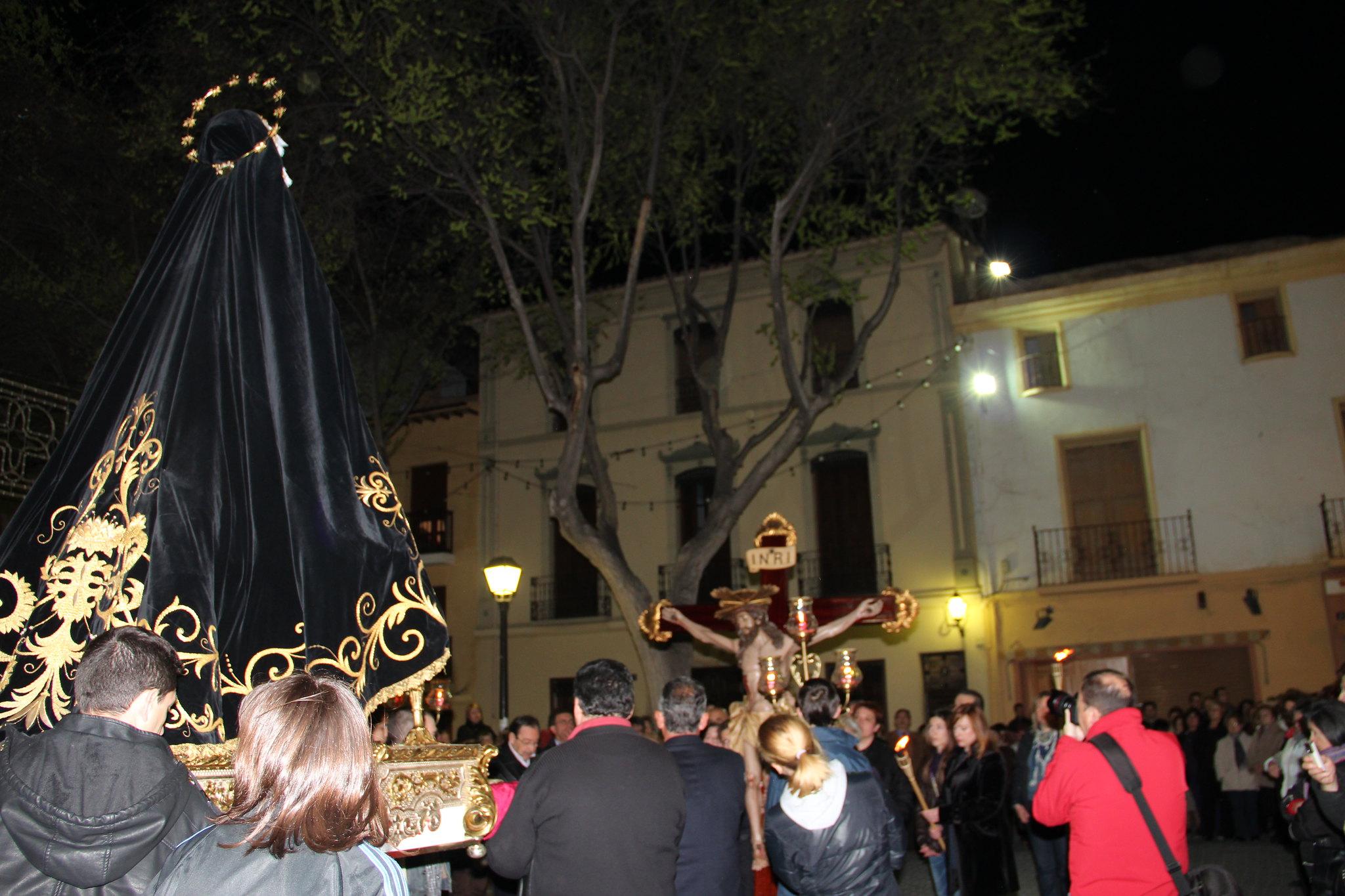 (2012-03-30) - III Vía Crucis nocturno -  Antonio Verdú Navarro  (41)