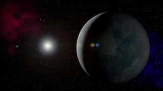 Hypothetical Planet Nine | by Kevin M. Gill