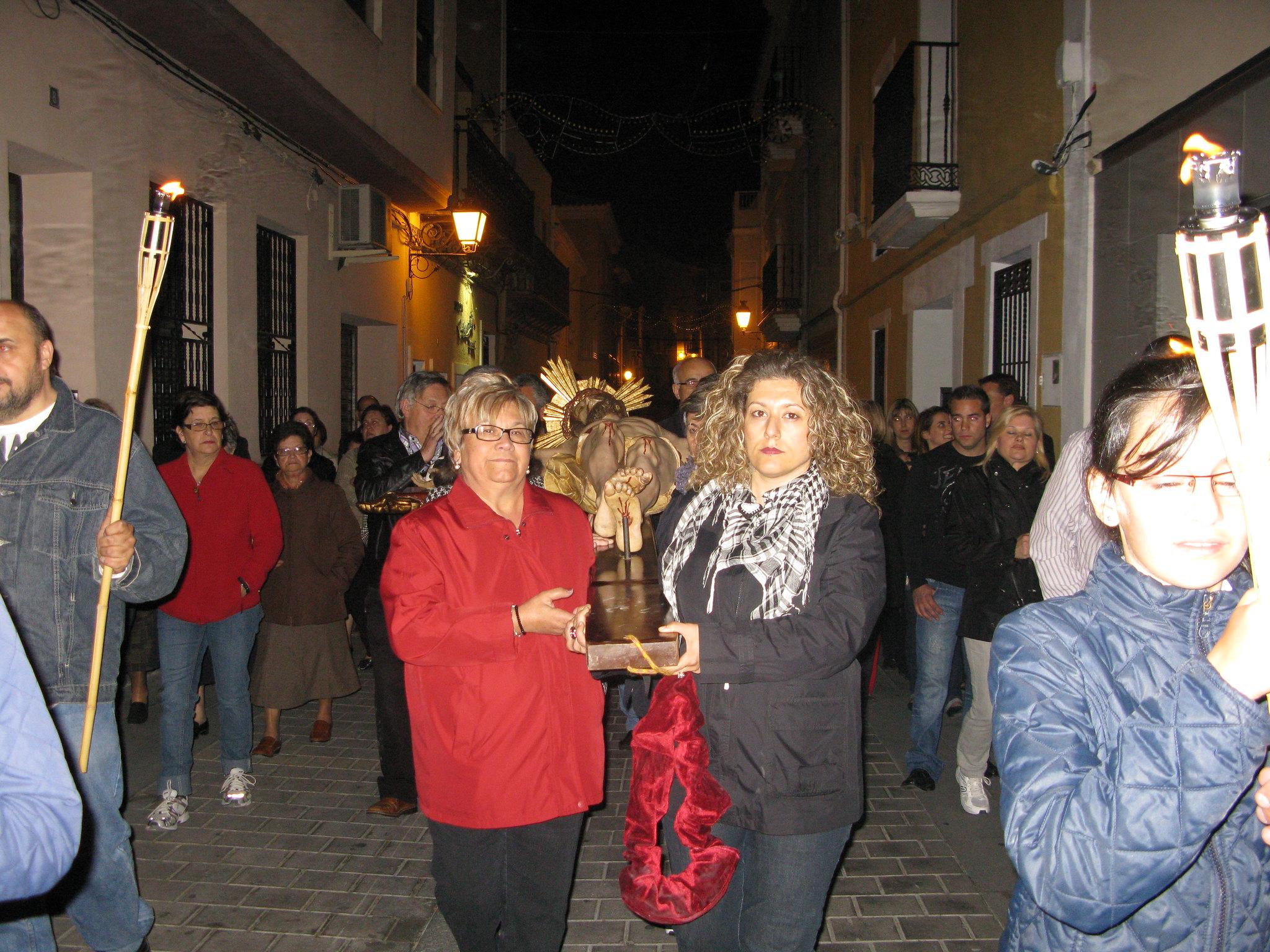 (2011-04-15) - II Vía Crucis nocturno -  Antonio Verdú Navarro (32)