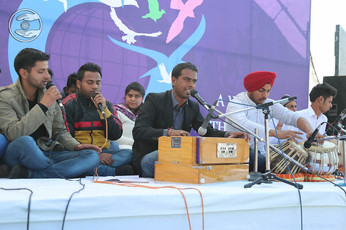 Devotional song by Gautam Ganesh and Saathi from Udhampur