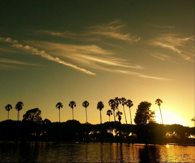 Sunset @ Torrance, CA