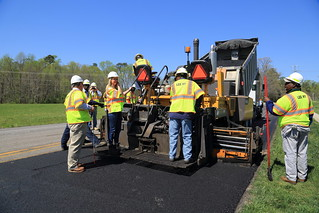 _C5A6681_RTS   VDOT and Lee Hy Paving were joined by Nikki