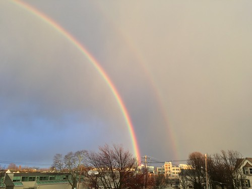weather boston rainbow massachusetts newengland somerville pw