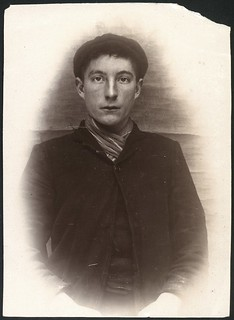 Francis Smith, labourer, arrested for stealing a copper vessel