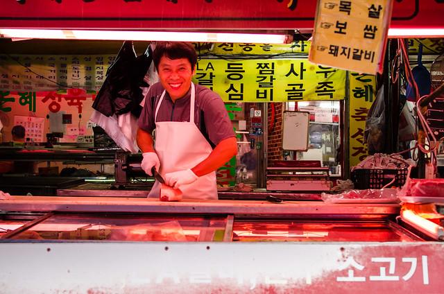 Seoul Suburban: Cheongnyangni