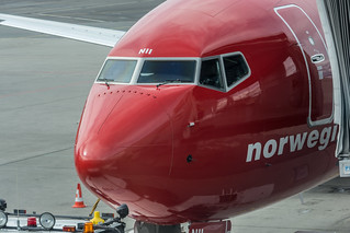 LN-NII | Boeing 737-8JP | Norwegian Air Shuttle | OSL | by Boris Samoylenko