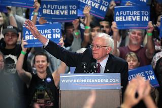 Bernie Sanders   by Gage Skidmore