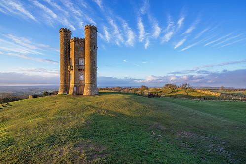 light zeiss landscape golden sony broadway cotswolds worcestershire folly broadwaytower a7ii 1635mmf4 jactoll appicoftheweek