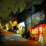 Osaka night wandering