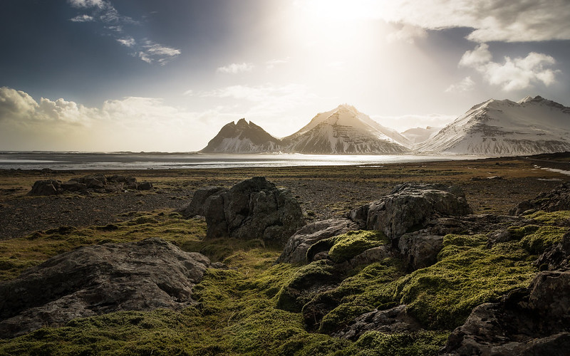 The Other Side of Vestrahorn