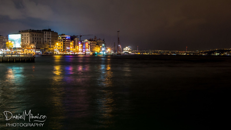 Bosphorus - Istanbul by Daniel Mihai