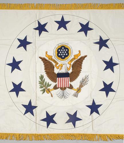 U.S. Minister Flag