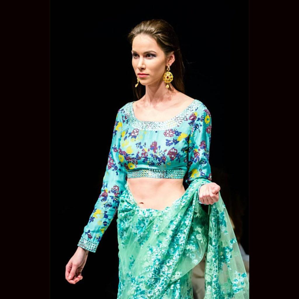 Western Canada Fashion Week Designer Aman Couture West Flickr