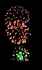 """Fireworks blast of color.....by .""""T"""""""