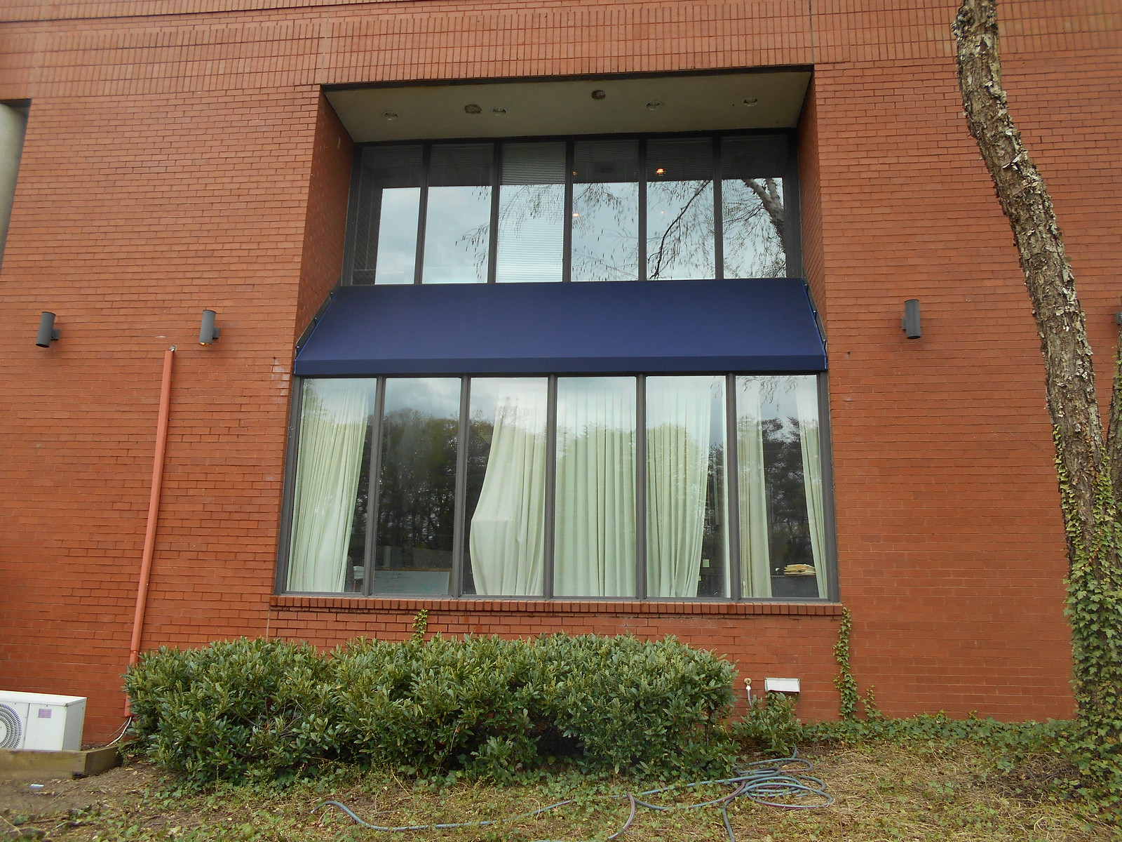 Office Building Awning