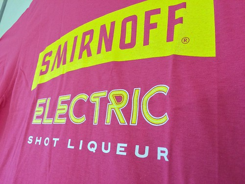 Smirnoff Electric | by doves.clothing