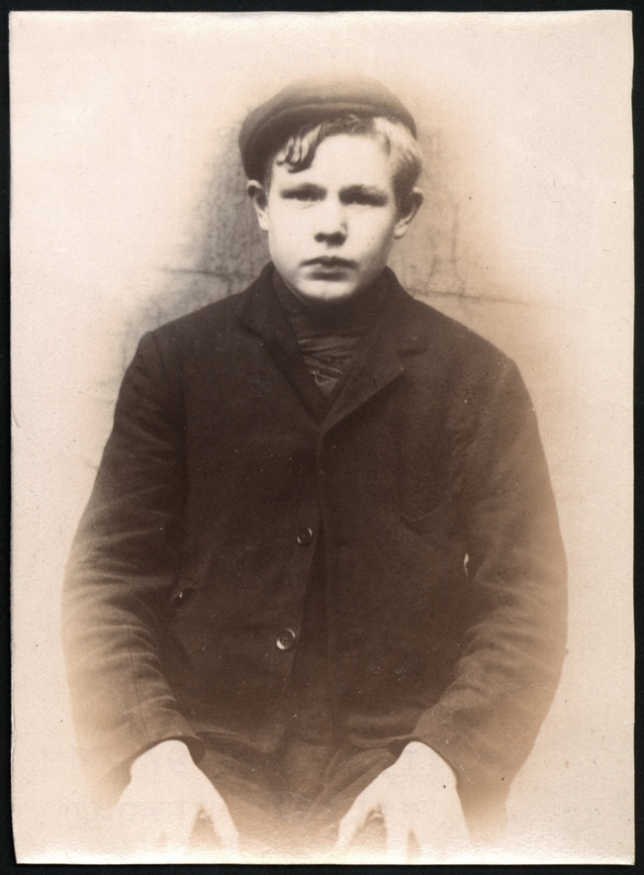 Thomas Craigie, labourer, arrested for breaking into a house