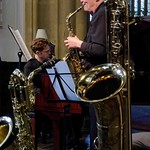 Sax Spectacular concert with David White