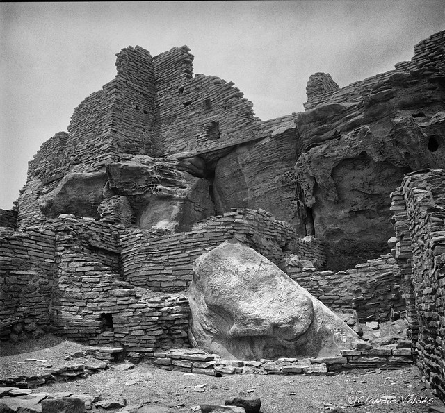Wupatki Ruins - The Hidden Stone