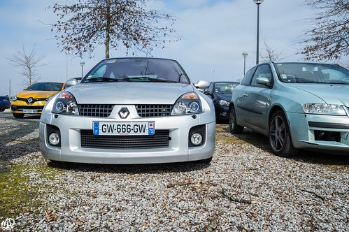 Renault Clio V6 - Clio RS | by N.D pictures