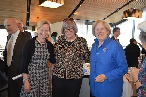 31-WCCP 100th Anniversary2016_0127-Treby Williams, Kathy Hutchins and Speaker Nancy Malkiel | by wccopnj