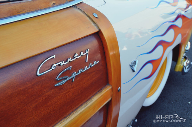 Country Squire Custom