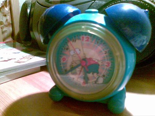 Elliot's alarm clock | by gordasm